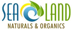 Sea Land Naturals & Organics Skincare Logo